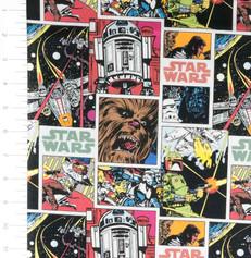 Star Wars III Comic Strip by Camelot