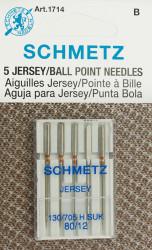 Schmetz Ballpoint Machine Needles, 12/80