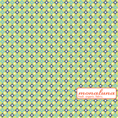 Organic Little Star Knit by Mona Luna
