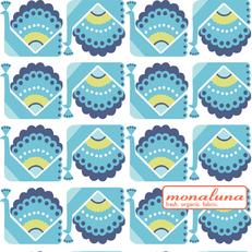 Organic Preen Knit by Mona Luna