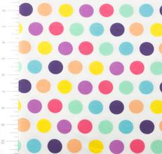 Knit Spring Dots USA Made
