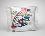 """Hobbs PolyDown Pillow Form Travel Size 12"""" x 16"""""""