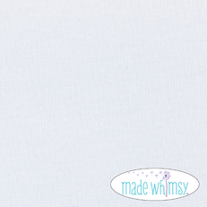 Knit White 12oz Solid by Made Whimsy