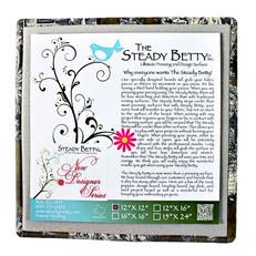 "Designer Series Steady Betty 12"" x 12"""