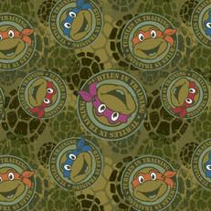 Teenage Mutant Ninja Turtles by Springs Creative