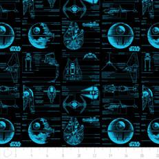 Star Wars Immortals Schematics Blue by Camelot