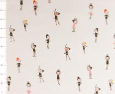 Ballerinas on Cream by Windham