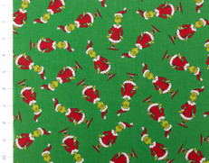 How the Grinch Stole Christmas Green Grinch by Robert Kaufman
