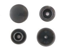 KAM Snaps Size 20 Dark Gray