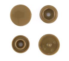 KAM Snaps Size 20 Metallic Gold