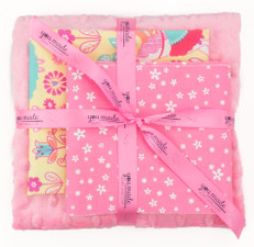 Unicorn Princess Pink Blanket Bundle