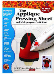 "Applique Pressing Sheet, 13"" x 17"""