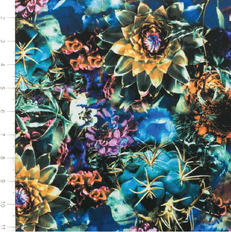 Under the Sea Nylon Lycra Swimsuit Fabric