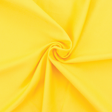 Yellow Nylon Lycra Swimsuit Fabric