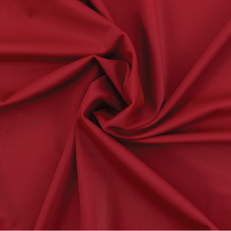 Red Medium Nylon Lycra Swimsuit Fabric