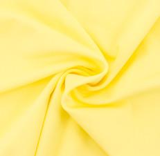 Lemon Yellow Medium Nylon Lycra Swimsuit Fabric