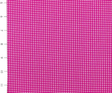 Tiny Gingham Fuschia by Michael Miller