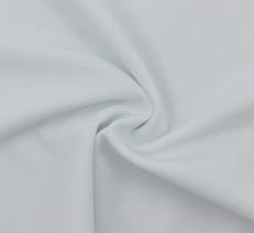 White SPF 30 Solid Nylon Spandex Swimsuit/Athletic Fabric