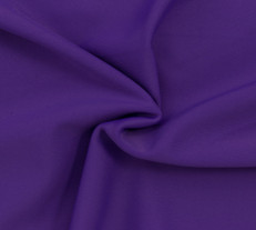 Purple SPF 50 Solid Nylon Spandex Swimsuit/Athletic Fabric