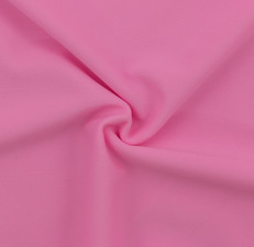 Bubble Gum SPF 30 Solid Nylon Spandex Swimsuit/Athletic Fabric