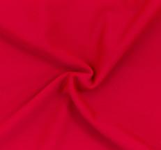 Dark Red SPF 30 Solid Nylon Spandex Swimsuit/Athletic Fabric