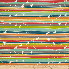 Flight Stripe Knit by Birch Organics