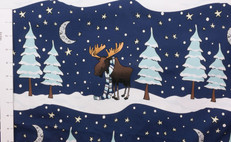 Pre-Order The Cozy Moose French Terry by Made Whimsy