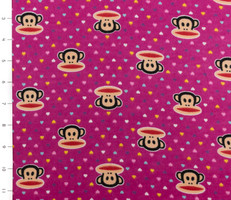 Paul Frank Pink Flannel