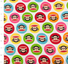 Paul Frank Julius Fun Dots White