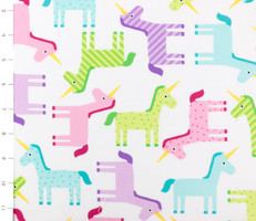 Wonder Unicorns Sweet by Robert Kaufman
