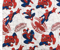 Ultimate Spiderman White by Camelot