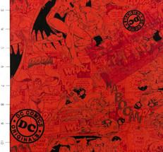 DC Comics Originals Red by Camelot