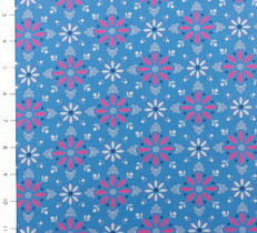 Nellie Hill Blue Floral by Ella Blue