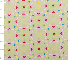 Candy Bloom Green, Pink, Red, Blue by Ella Blue