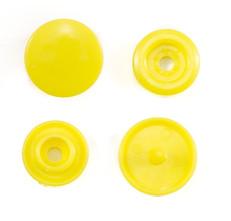 KAM Snaps Size 20 Yellow