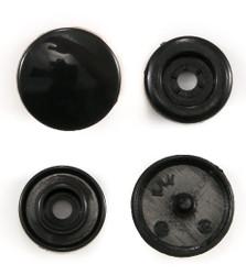 KAM Snaps Size 20 Black