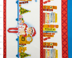 More Elf on the Shelf Stripe by Quilting Treasures
