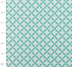 Sidewalks Hopscotch Teal Blue Flannel by Riley Blake