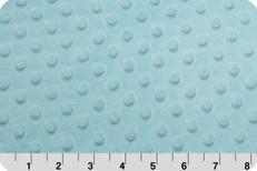 Cuddle Dimple Minky Aqua by Shannon Fabrics