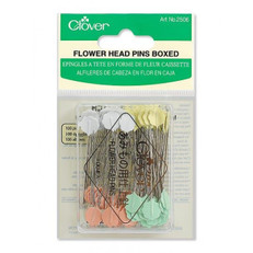 Flower Head Pins by Clover (2506)