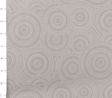 Max & Bunny Dotted Swirls Grey by Andover