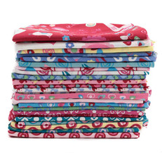 Folk Festival Fat Quarter Bundle by Ella Blue
