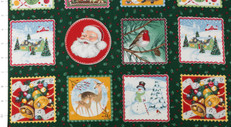 Retro Christmas by Andover Fabrics