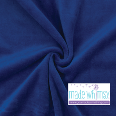 Blueberry Velour by Made Whimsy
