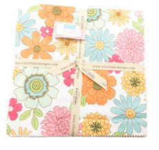 Flower Patch 10 Inch Stacker by Riley Blake