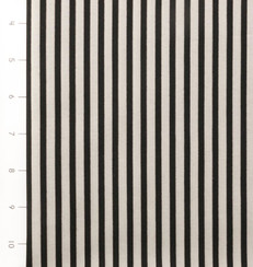 Simply Gorjuss Cream Black Stripe by Quilting Treasures