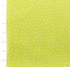 Carousel Dots Lime by Quilting Treasures