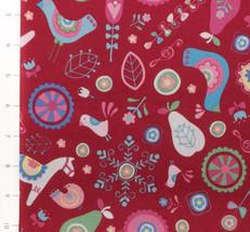 Folk Festival Multi Red by Ella Blue