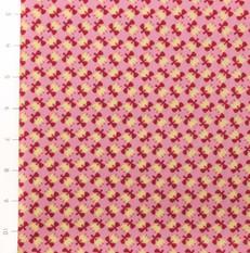 Folk Festival Tulips Pink by Ella Blue