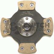 Sachs Performance Clutch Disc 881864 999507